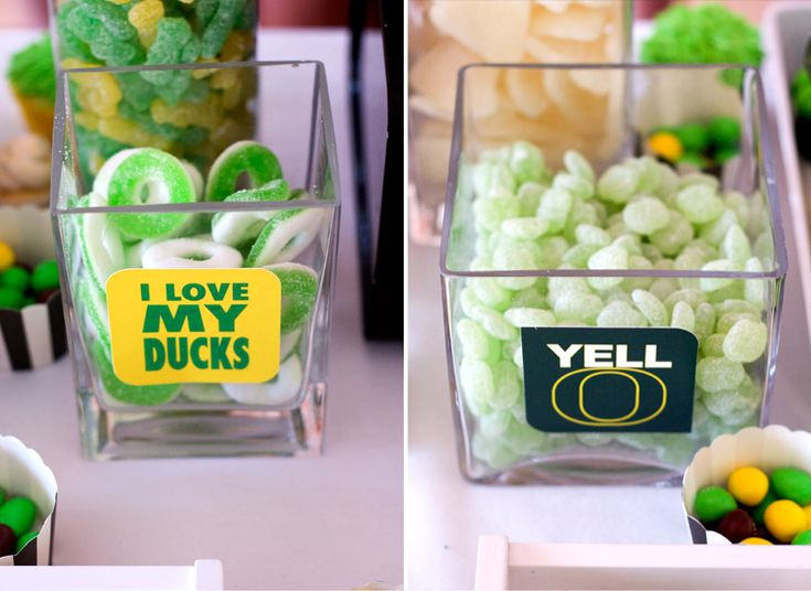 Great ideas for our next Duck Party!!!