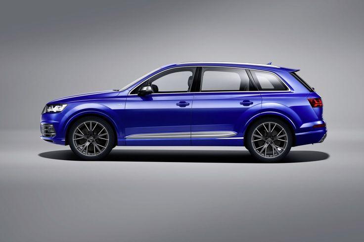 Audi SQ7 TDI: eerste auto met V8 en elektrisch aangedreven compressor