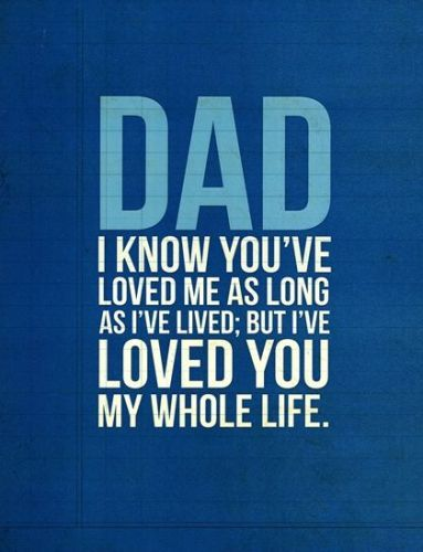 Happy fathers day sayings 2016,fathers day quotes from daughter son,Funny happy ...