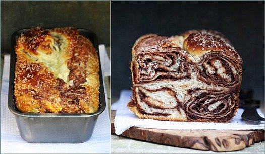 Povitica ... A Croation Sweet Walnut Bread