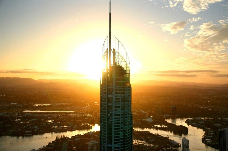 Here's the answer for today's #gcfuncation quiz! We're having a drink at the SkyPoint bar at the top of Q1 #GoldCoast #travel