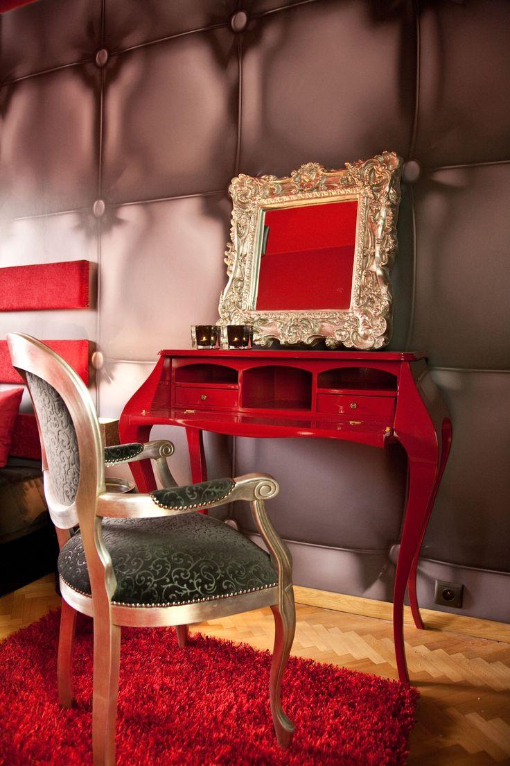 Komplet mebli / furniture Meblonowak Gorąca czerwień