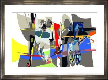 "Saatchi Art Artist Hernan Paravic; New Media, ""UKILLANDO - Limited Edition 1 of 2"" #art"