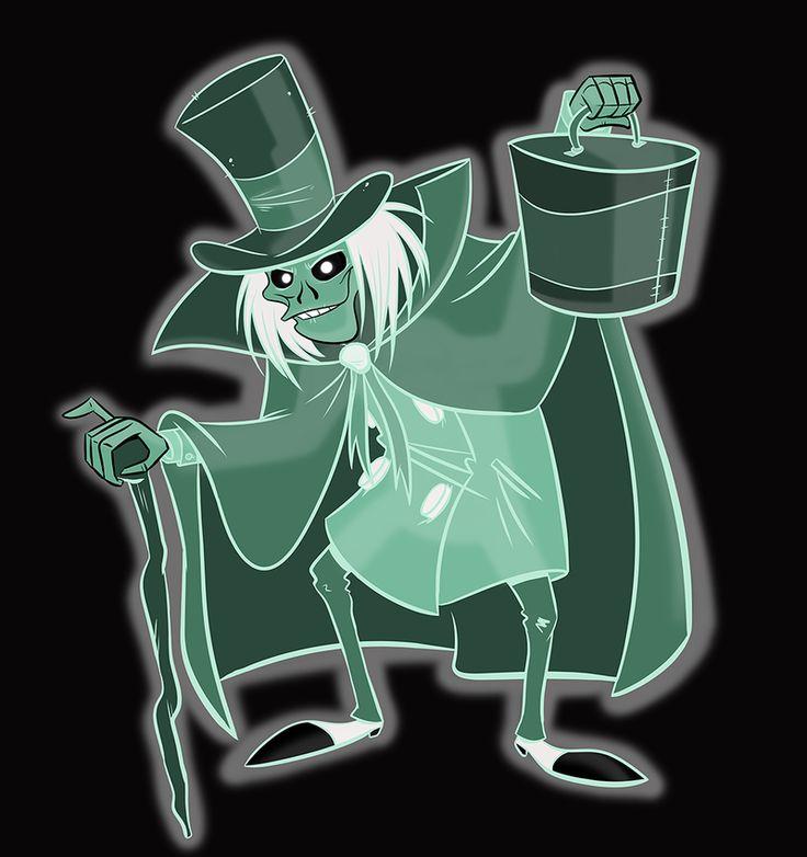 318 Best Haunted Mansion Images On Pinterest Disney