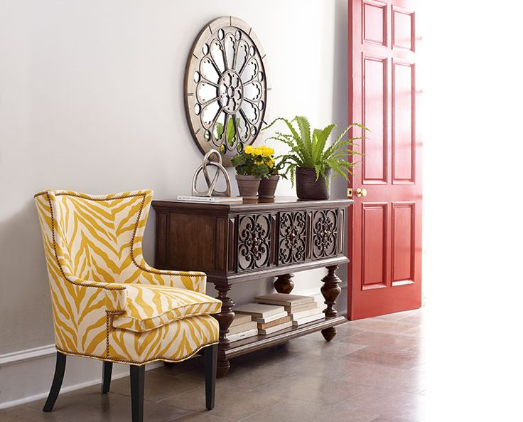 Foyer Chair : Best images about foyer ideas on pinterest