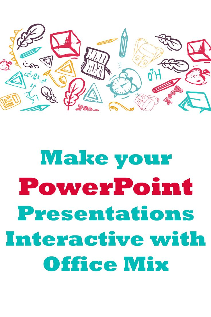 A free PowerPoint plug-in that will make your presentations interactive and shareable. Find out how to use Office Mix at nofiredrills.com