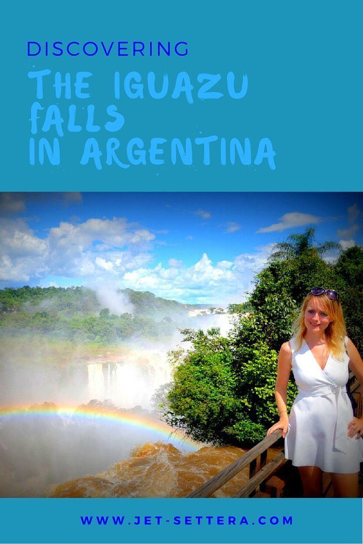 Read about Discovering The Iguazu Falls in Northern Argentina   Cataratas de Iguazu   Best…