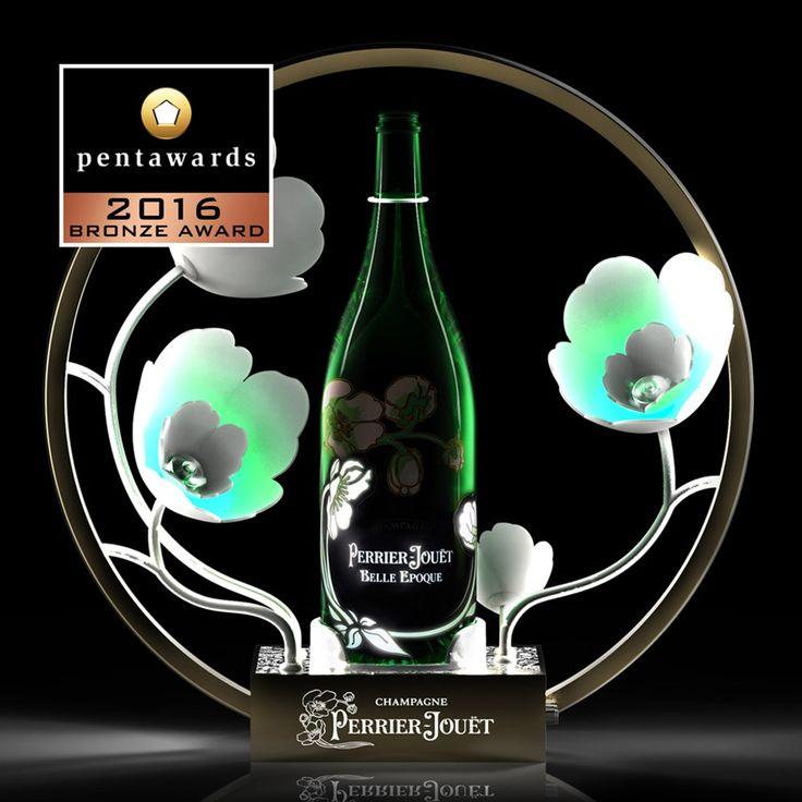 Bronze Pentaward 2016 – Luxury – Dapy-DO International