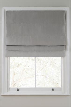 Buy Ella Roman Blind from the Next UK online shop [bedroom: 60w & 120w]