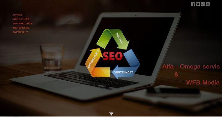 KONTAKT:                   Optimalizace webových stránek pro internetové vyhledávače.                   Alfa - Omega servis telefon: 777 857 022                    služby: SEO Plzeň                   WFB Media tvorba webových stránek