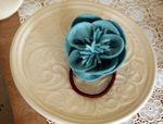 ポニーテールに華やかな色どり手作り「お花のヘアゴム」の作り方まとめ