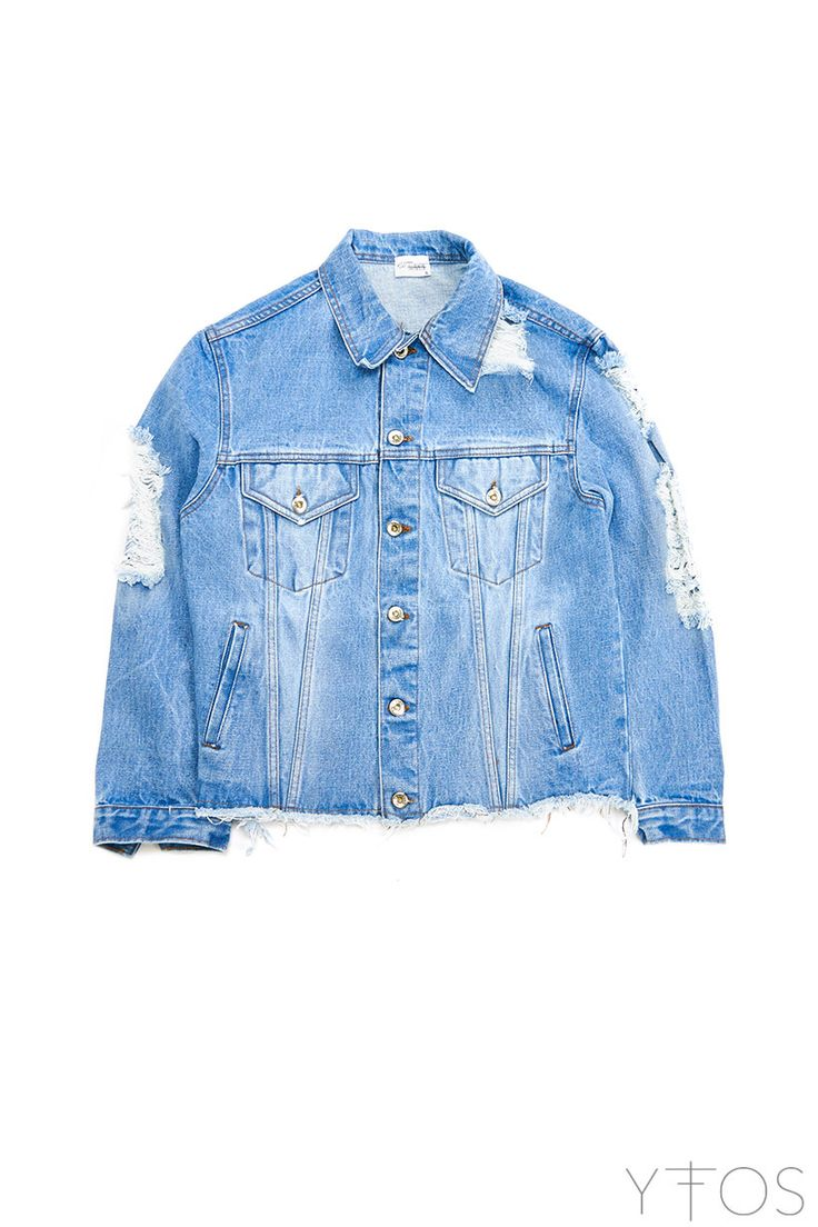 Yfos Online Shop | Clothes | Denim | Beverly Hills Jacket by No Thinkin