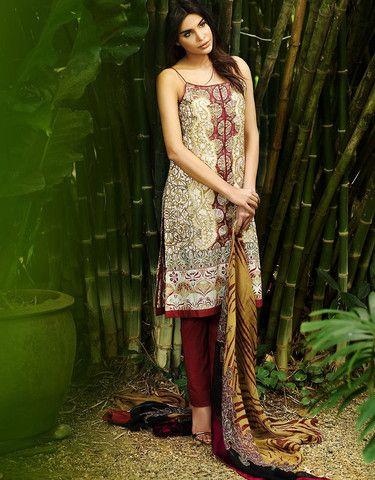 Kamal Lawn 2015 By Ayesha Farook Hashwani