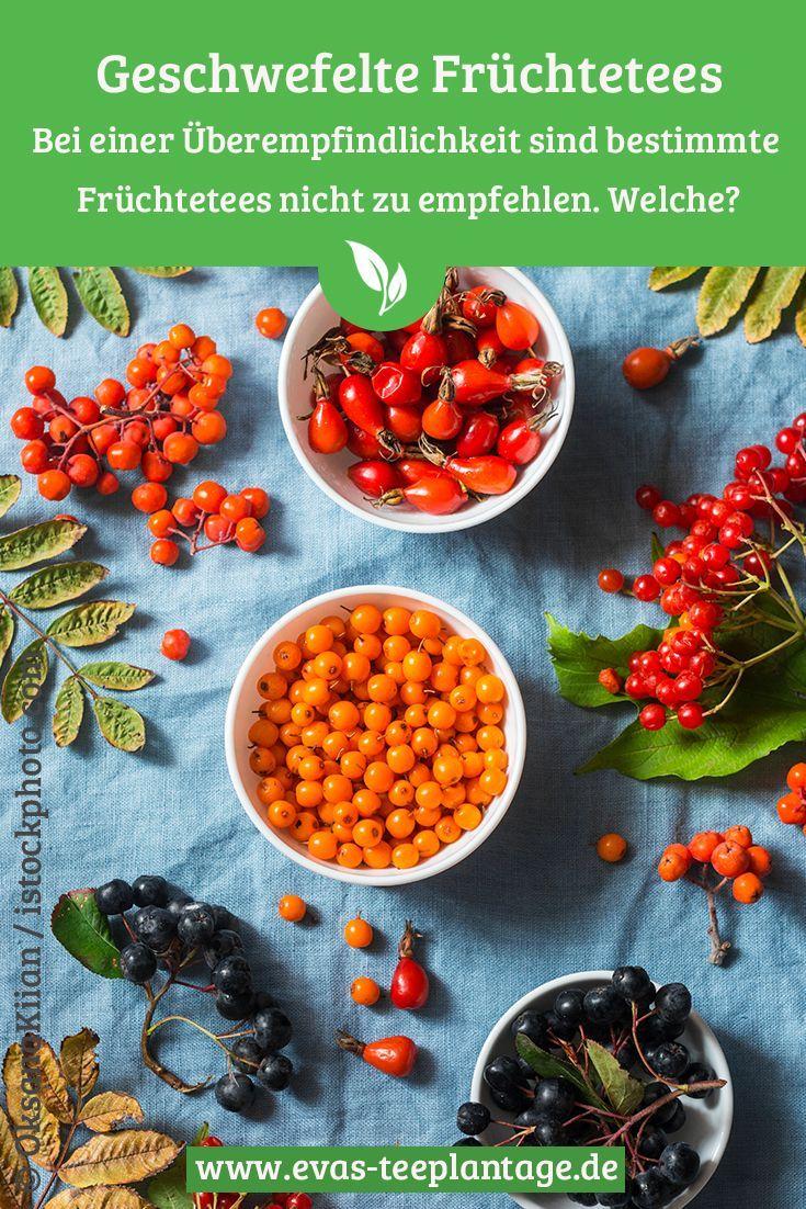 früchtetee gesund abnehmen