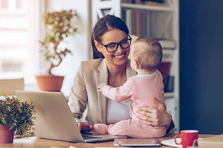 Working Women: Church teaching on women's right to work - Relevant Radio Working Mother, Working Woman, Parental Leave, Work Family, Return To Work, After Baby, Young And Beautiful, Happy People, New Parents