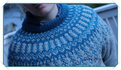 Ravelry: Gurigurimalla's Women swether #2
