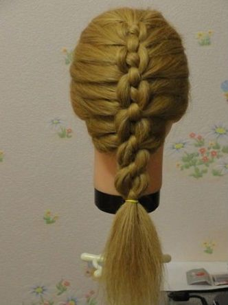 Braided-Chain-Pigtail-Hairstyle-14