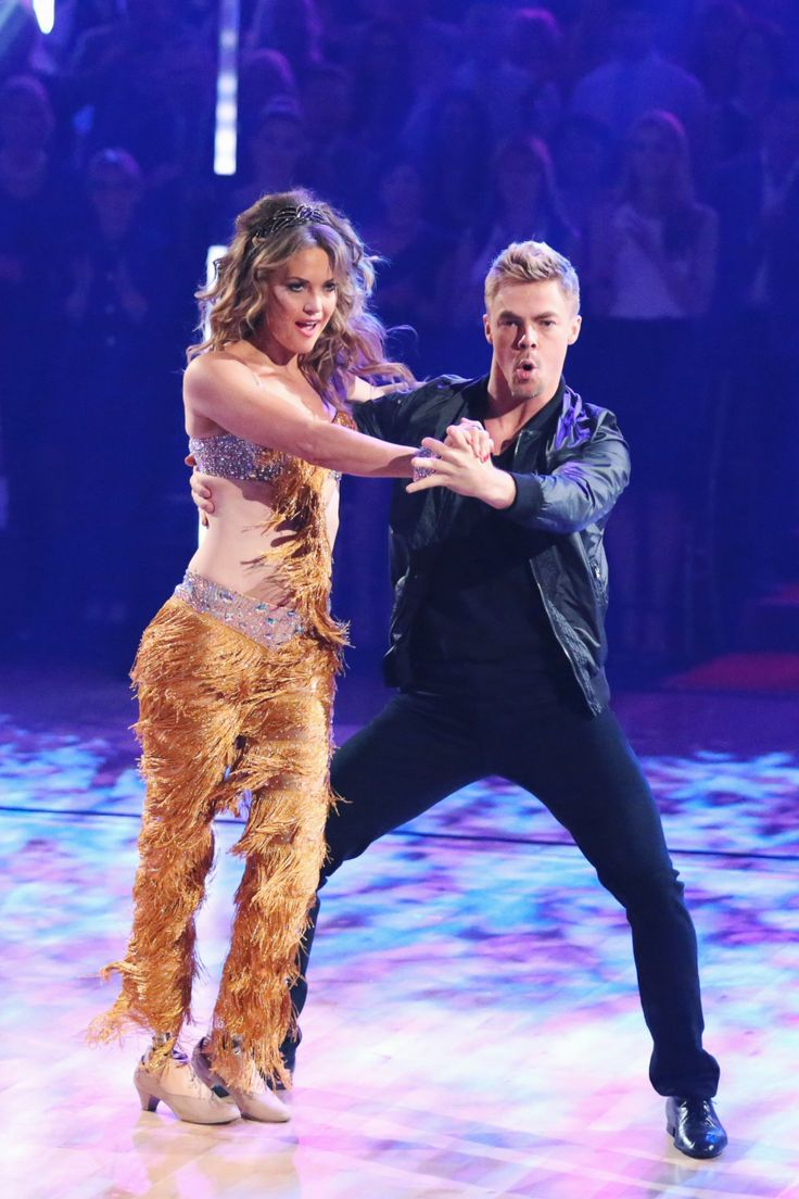 Amy Purdy and Derek Hough Dancing with the Stars 2014
