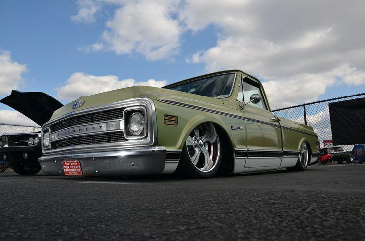 bagged c10 67 72 chevy trucks chevy the o
