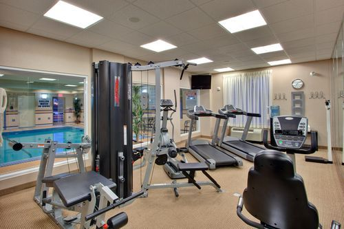 Holiday Inn Express & Suites Huntsville - Fitness Centre