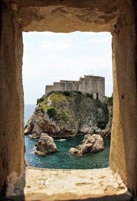 Dubrovnik Dalmatian Coast, Fort Lovrijenac, Red Keep, King's Landing, Game of Thromes