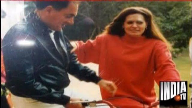 Love Story of Sonia Gandhi and Rajiv Gandhi | Documentary - India TV