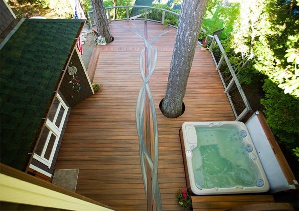 22 best fiberon images on pinterest outdoors composite for Who makes tropics decking