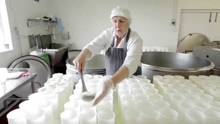 #goatvet likes this video about making Ardsallagh Goats Cheese, in Ireland