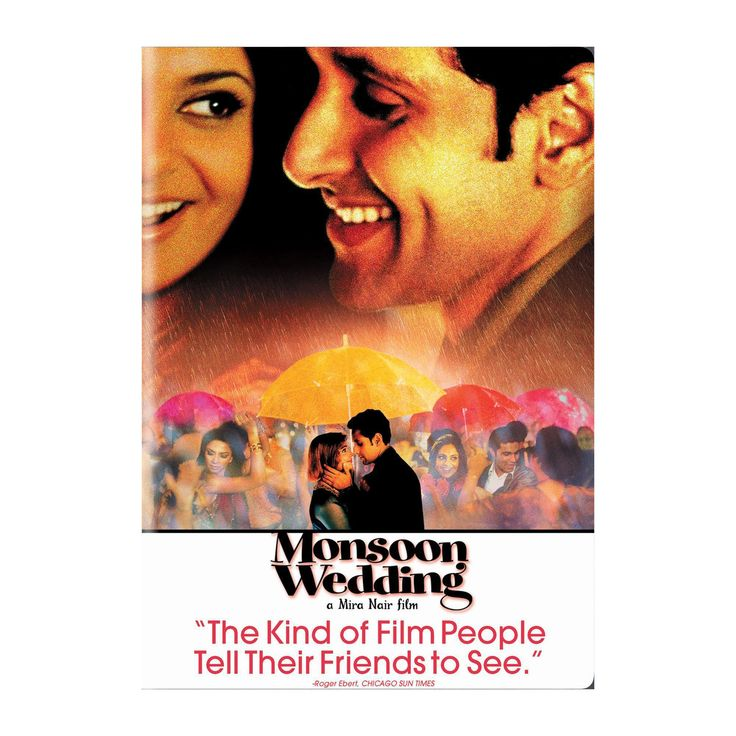Monsoon wedding (Dvd), Movies
