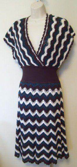 The BCBG Crochet Dress