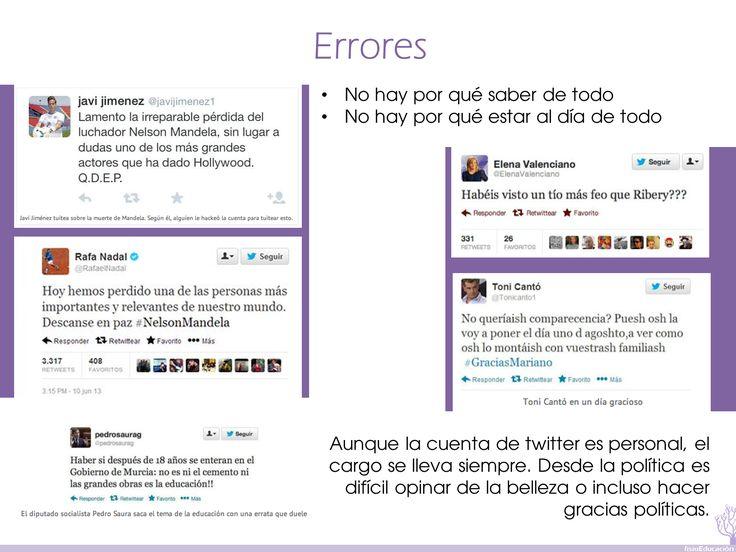 10  Más información: http://sintuitnosoynada.blogspot.com.es/2013/12/el-alto-coste-de-equivocarse-en-140.html