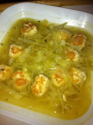 Phase 2 - Chicken Ball and Cabbage Soup   Hello, I'm Jody
