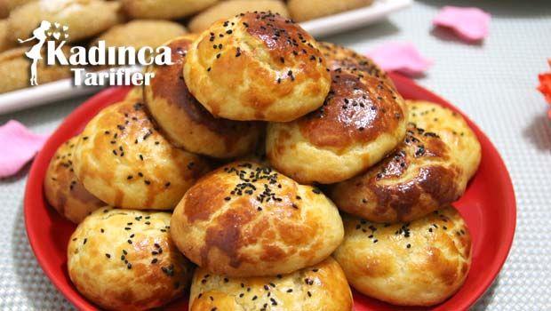Patates Hamurlu Poğaça Tarifi