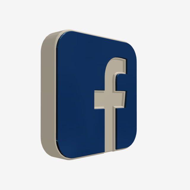 3d Facebook Icon Social Media Extrude Icon Isometris Isometric Facebook Clipart Social Media Clipart Fb Icon Facebook Icons Facebook Icon Png Facebook Logo Png