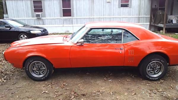 Used 1968 Pontiac Firebird  for Sale ($19,990) at Waynesboro, TN