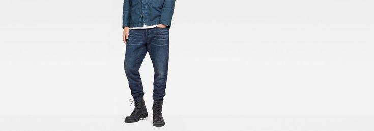 3301 Tapered Jeans | Medium Aged | Men Sale | G-Star RAW®
