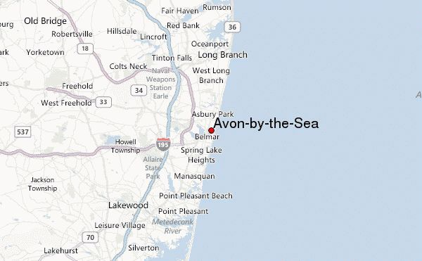 avon by the sea new jersey | united states avon by the sea avon by the sea 10 day weather forecast ...