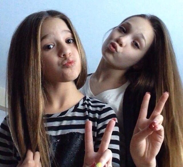 Mackenzie and Maddie Ziegler ️ | ∂αи¢є мσмѕ | Pinterest ...