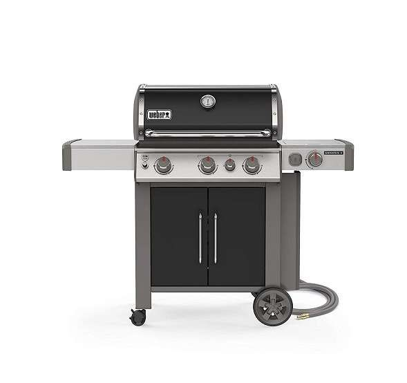Weber Genesis Ii E 335 Review Which Is Best E330 Or E310 Weber Grill Outdoor Decor Grilling