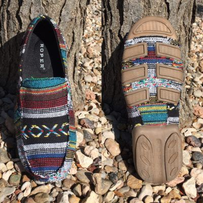 Women's Casual Serape Shoes from Roper Footwear