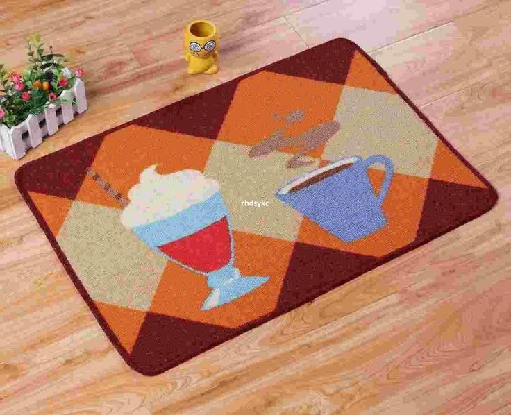 Area Rug Floor Carpet New Rainbow Kitchen Mat 45 * 65 Corridor Carpet Balcony Carpet Entrance Mats Styles Small Wholesale Shaw Carpet Prices Shaw Berber Carpet From Rhdsykc, $76.55| Dhgate.Com