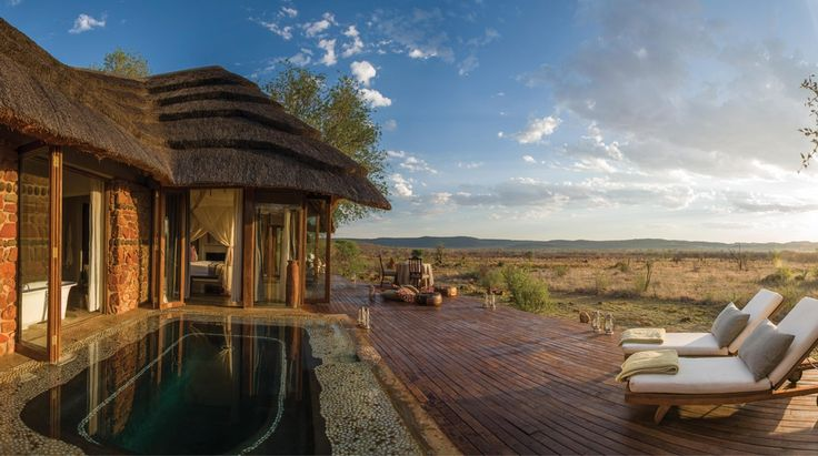 Madikwe Hills Private Game Lodge   Bench Africa