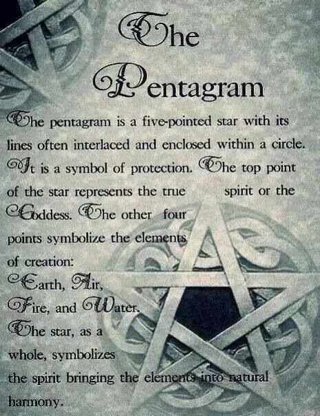 The Pentagram.