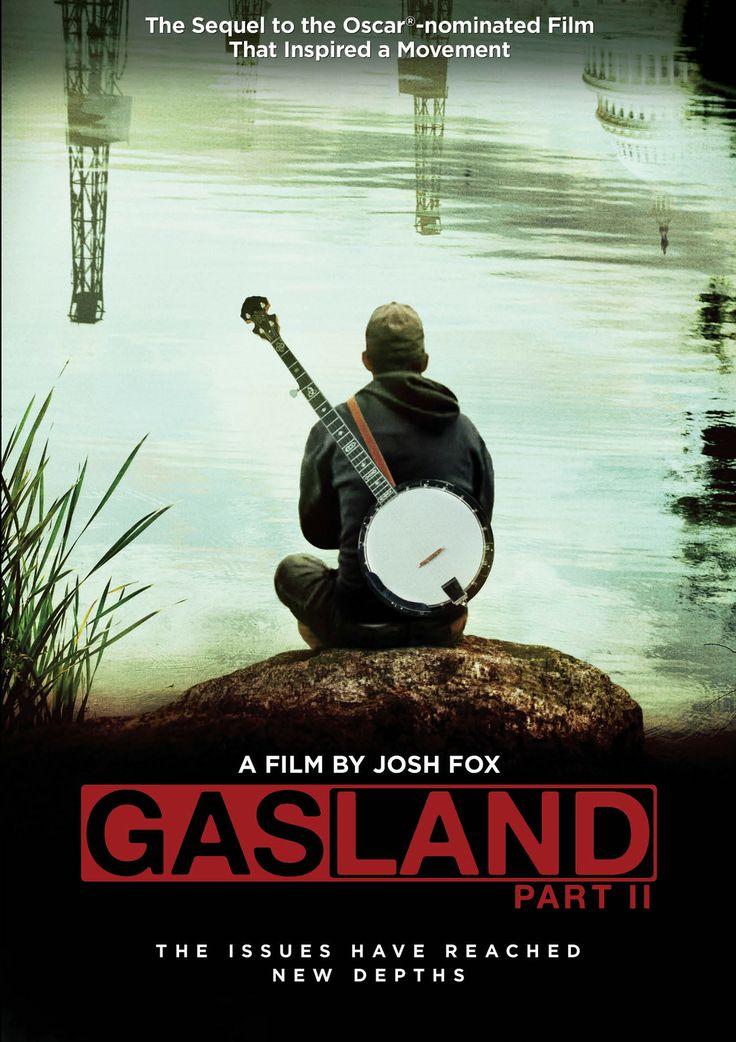 Gasland 2 http://www.gaslandthemovie.com/about-the-film