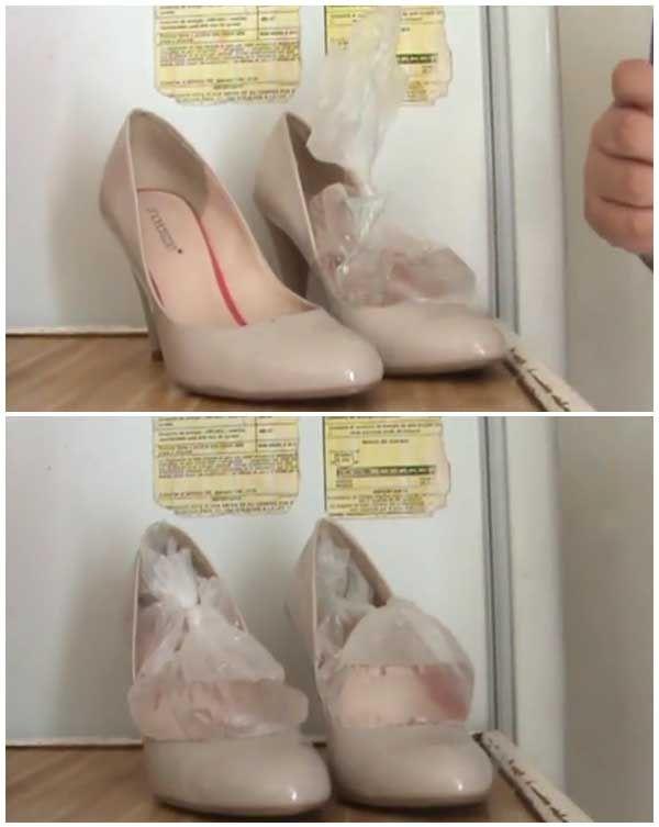Te Lastiman Los Zapatos Agrandalos Un Talle Con Este Truco Cómo Agrandar Zapatos Zapatos Zapatos Nuevos