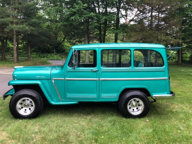 1962 Willys Station Wagon - Photo submitted by Scott ...