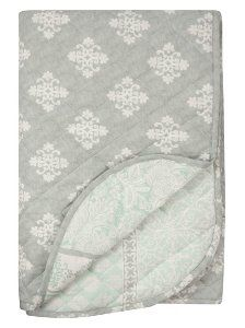 George Home Paisley Quilted Patchwork Throw | Bedroom | George at ASDA