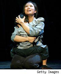 """No one will stop what I must do...I swear I'll give my life for you."" ~ Miss Saigon"