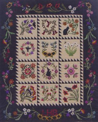Folk Art Album    Primitive Gatherings Quilt Shop