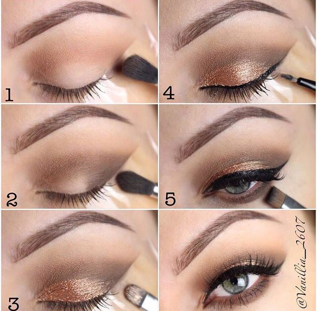 step-by-step using the #anastasiabeverlyhills shadow contouring pallet